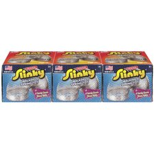 Metal Original Slinky (Set of 3)