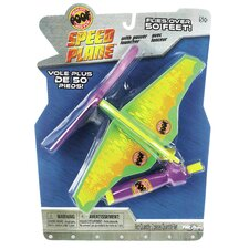 Turbo Spin Speed Plane