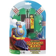 Mexican Train Game Accessories in Box