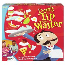 Don't Tip The Waiter Splash Game