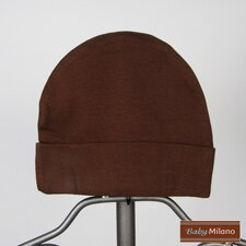 Beanie Hat in Brown