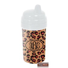 10 oz Leopard Kid's Sippy Cup