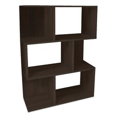 Eco-Friendly Madison Bookcase in Espresso