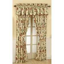 Felicite Window Treatment Collection in Cream