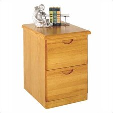 Waterfall Two-Drawer File