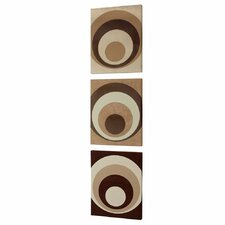 Circa Design Wall Art (Set of 3)