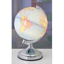 World Globe Table Lamp