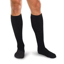 Core-Spun Moderate Support Socks with X-Static