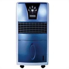 Air Cooler with LED and Remote