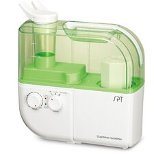Dual Mist Humidifier with ION Exchange Filter