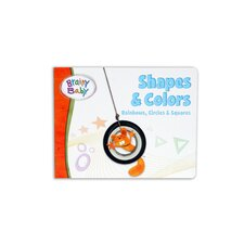 Shapes and Colors Board Book