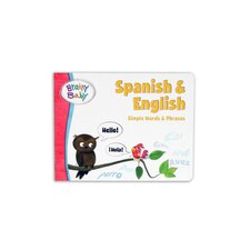Spanish and English Board Book