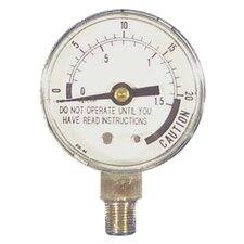 Pressure Canner Steam Gauge