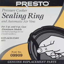 Sealing Ring for 3-qt. and 4-qt. Pressure Cooker
