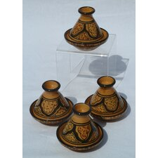Honey Design Mini Tagines (Set of Four)