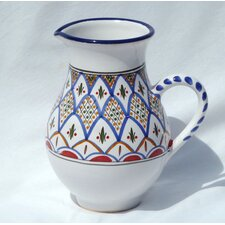 Tabarka Design Large Pitcher