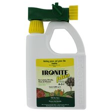 1 Qt. Ironite Plus Lawn and Garden Spray