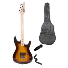 Tobaccoburst Viper Electric Guitar