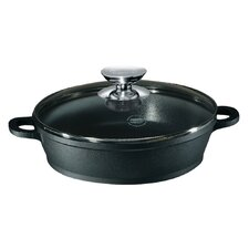 SignoCAST 2.5-qt. Saute Pan with Lid