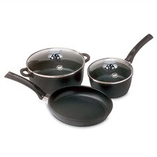 Signocast Cast Aluminum 5 -Piece Cookware Set