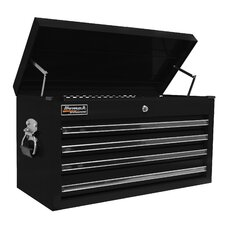 27 Pro Blk 4 Drwr Top Chest - Blk