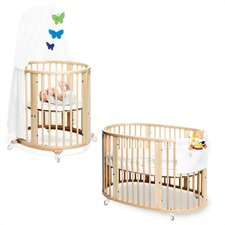 Sleepi System I: Bassinet and Crib Set