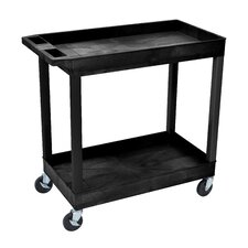 E Series 2 Tub Utility Cart