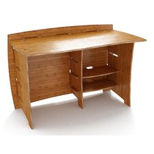 "48"" Sustainable Series Straight Computer Desk"