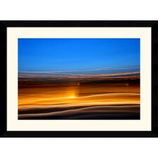 "Grand Basin 360 by Andy Magee Framed Fine Art Print - 28.37"" x 38.37"""