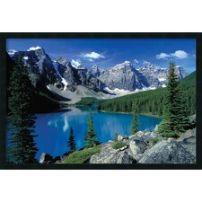 Moraine Lake Banff Framed Print
