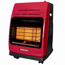 Radiant Compact Propane Space Heater