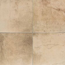 "Costa Rei 6"" x 6"" Glazed Field Tile in Oro Miele"