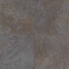 "Highland Ridge 12"" x 12"" Colorbody Porcleain Field Tile in Autumn"