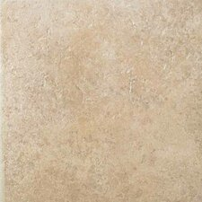 "Vallano 11-13/16"" x 11-13/16"" Glazed Field Tile in Macadamia"