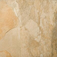 "Landscape 12"" x 12"" Porcelain Floor Tile in Canyon"