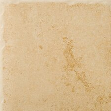 "Genoa 7"" x 7"" Glazed Porcelain Floor Tile in Albergo"