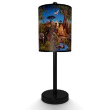 Jungle Table Lamp