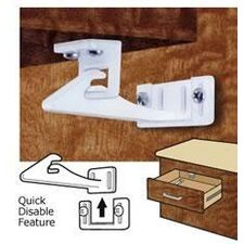 Safe-Lok Drawer and Cabinet Latch