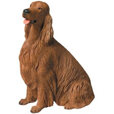 Original Size Irish Setter Sculpture