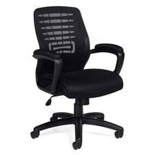 High-Back Mesh Tilter Executive Chair