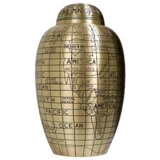 World Traveler Adult Urn