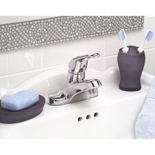 Bayview Centerset Bathroom Faucet with Double Handles