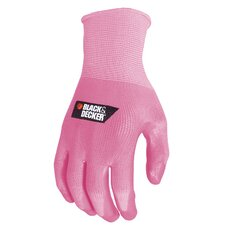 Ladies Tactile Wet and Dry Grip Work Glove