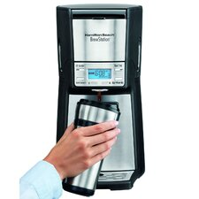 Brewstation Summit Ultra 12-Cup Programmable Coffeemaker