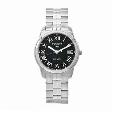 Men's PR100 Watch with Black Dial