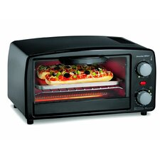 Four Slice Toaster Oven Broiler