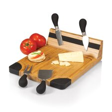 Artisan Cutting Board with Tool