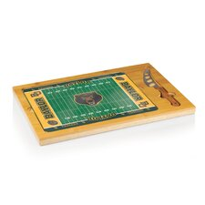 NCAA Football Icon Cutting Board