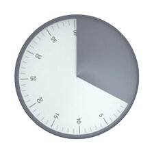 Pie Kitchen Timer in Grey