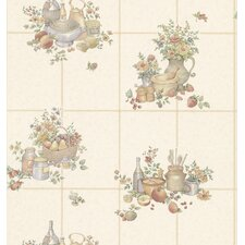 Kitchen and Bath Resource II Tile Wallpaper